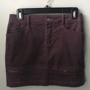 Hollister 5 Pocket Skirt